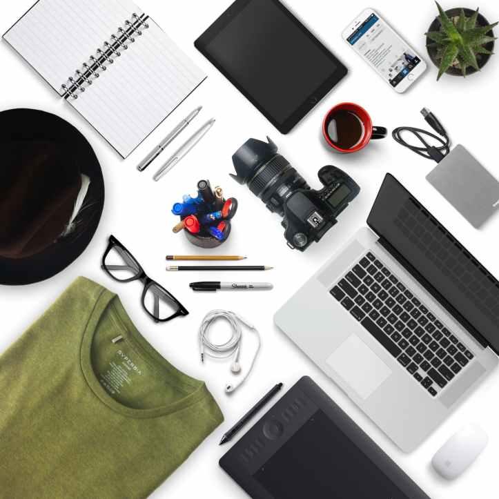 camera iphone macbook pro office