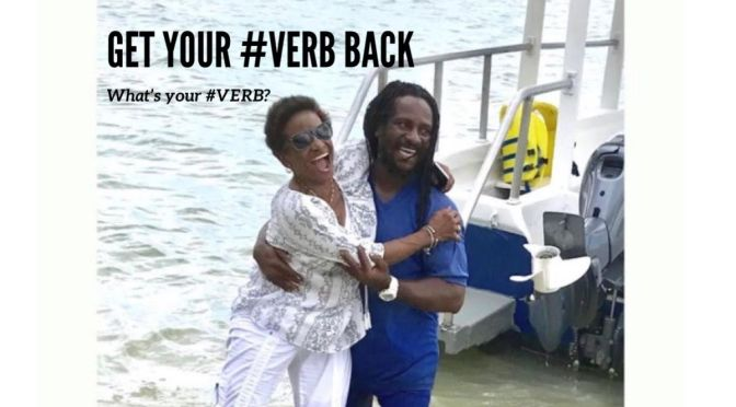3 Easy Steps to GeT Your Verb Back